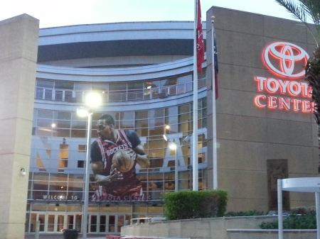 The Toyota Center