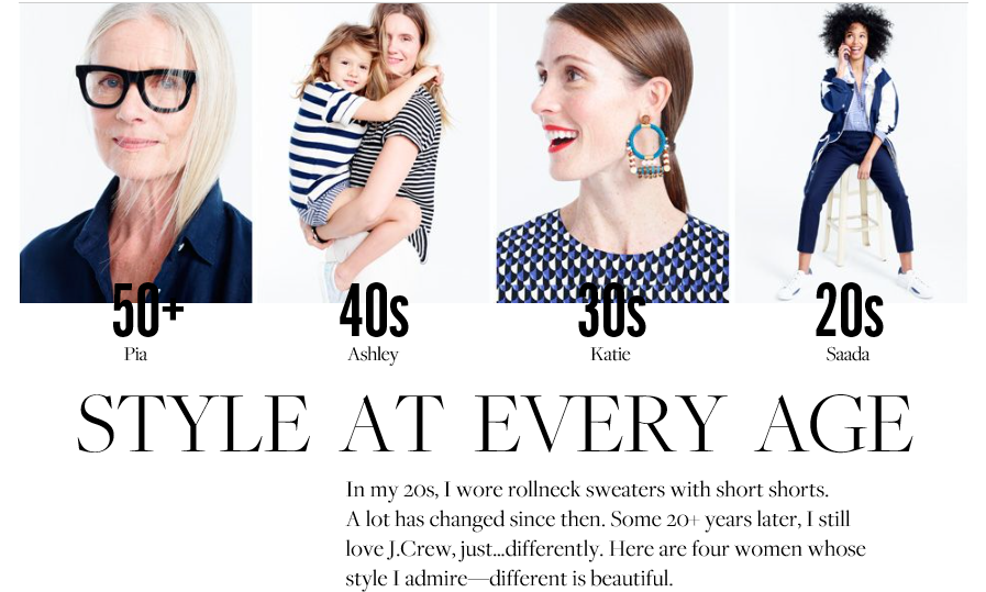 Clothing stores for women in their 20s